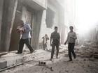 Como os futuros livros de história lembrarão a guerra da Síria?