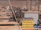 Guerra civil na Síria faz refugiados fugirem até para o Iraque