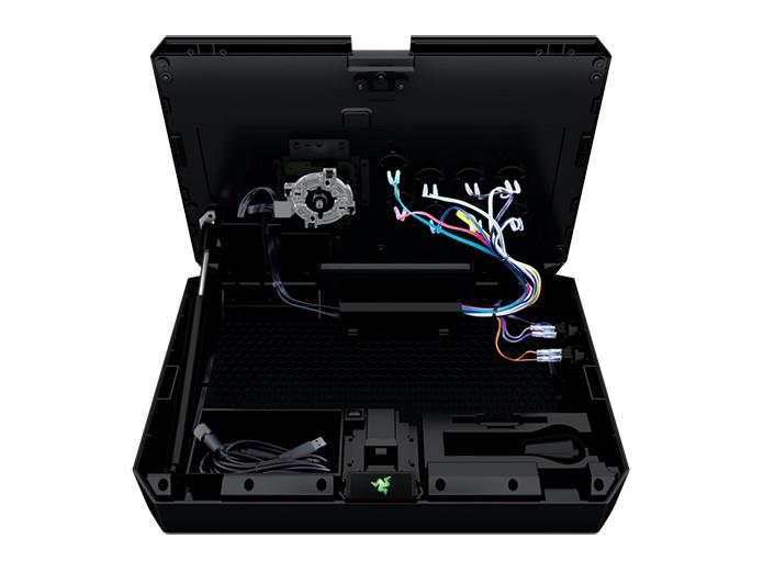 Controle arcade Razer Atrox é anunciado para Xbox One. (Foto: Divulgação)