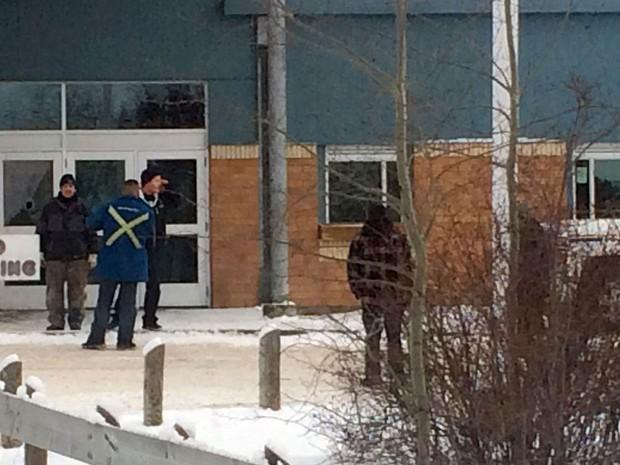 Dois mortos confirmados num tiroteio em escola canadiana