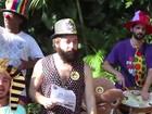 Bloco Ocupa Carnaval faz paródias politizadas de marchinhas; veja vídeo