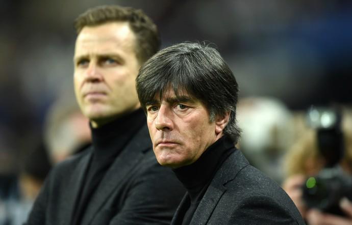Joachim Löw técnico Alemanha França (Foto: Getty Images)