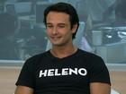 'Heleno é de extrema importância para o futebol brasileiro', afirma Rodrigo Santoro