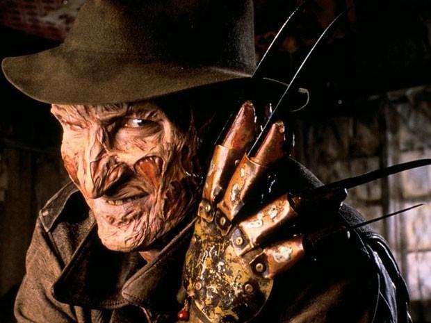 Freddy Krueger (Robert Englund) em 'A hora do pesadelo' (1984) (Foto: Divulgação)