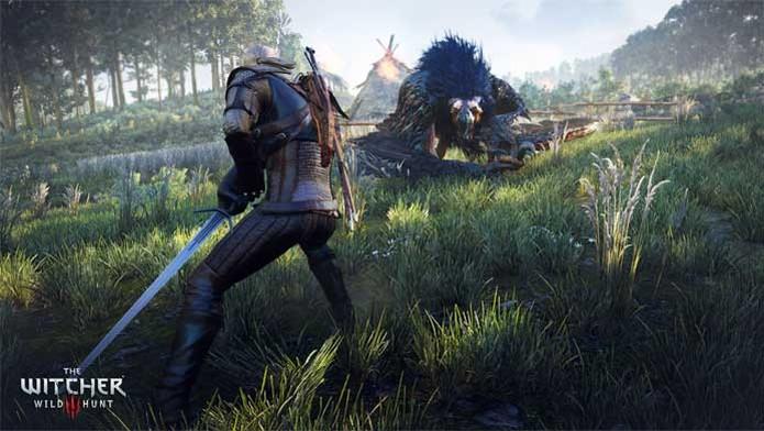 The Witcher 3 Wild Hunt (Foto: Divulgação/CD Projekt RED) (Foto: The Witcher 3 Wild Hunt (Foto: Divulgação/CD Projekt RED))