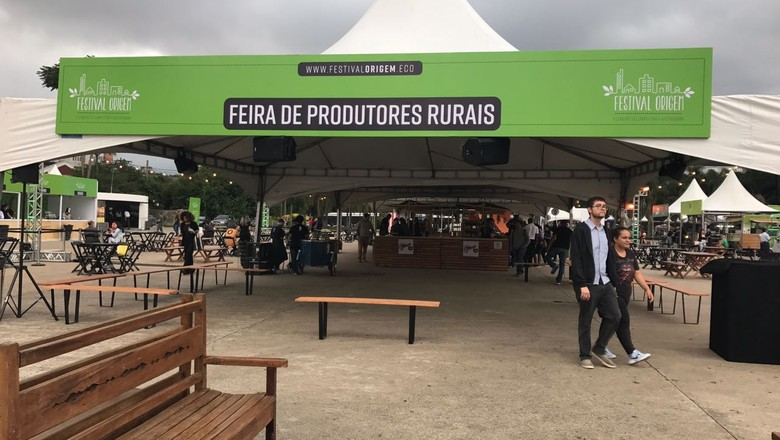 feira-produtores-festival-origem (Foto: Cassiano Ribeiro)