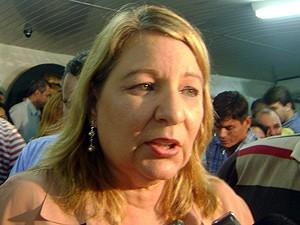 Médica Lúcia Derks passará a comandar a pasta (Foto: Taiguara Rangel/G1)