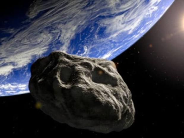 Asteroide com 40 metros de extensão vai passar de raspão pela Terra