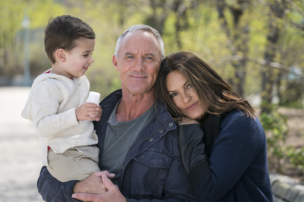 Heartfelt Passages (23Ep17T) (Foto: Law and Order SVU - Universal Channel)