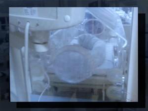 Segundo os pacientes, leitos da UTI estão vazios (Foto: Reprodução/TV Anhanguera)