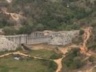 Obras da barragem são retomadas (Reprodução/ TV Gazeta)