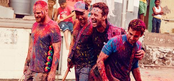 Coldplay faz shows no Rio de Janeiro e em So Paulo (Foto: Divulgao)