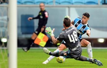Grêmio vence em Porto Alegre por 1 a 0, gol de Fred, e afunda o Fla na crise