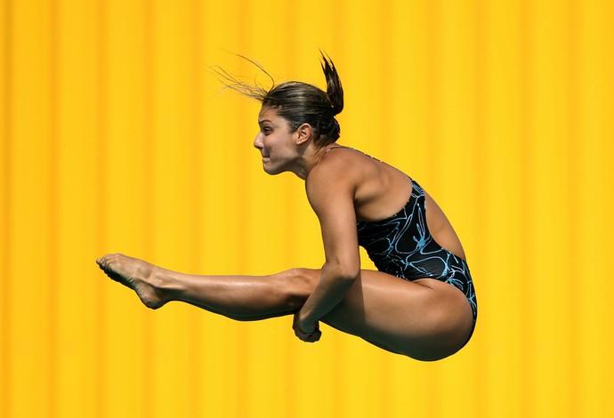 Juliana Veloso, saltos ornamentais, Taça Brasil (Foto: Satiro Sodré / SSPress / CBDA)