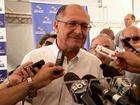 Alckmin assina convênios e anuncia obras em visita a região