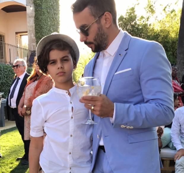 Jaime e Mico Freitas (Foto: Reprodução/Instagram)