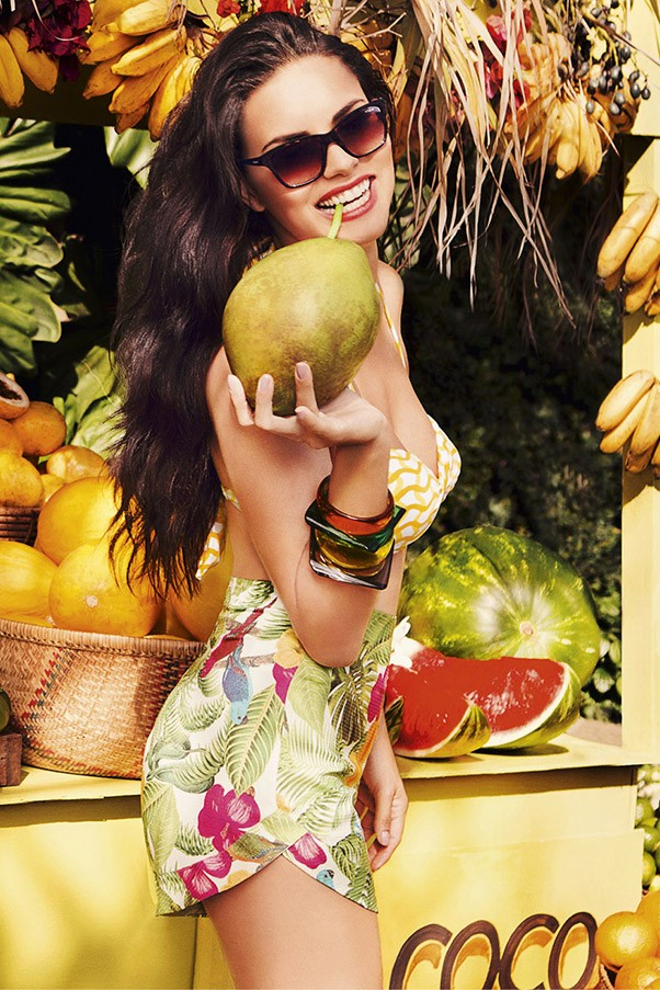 Adriana Lima  (Foto: Divulgação)