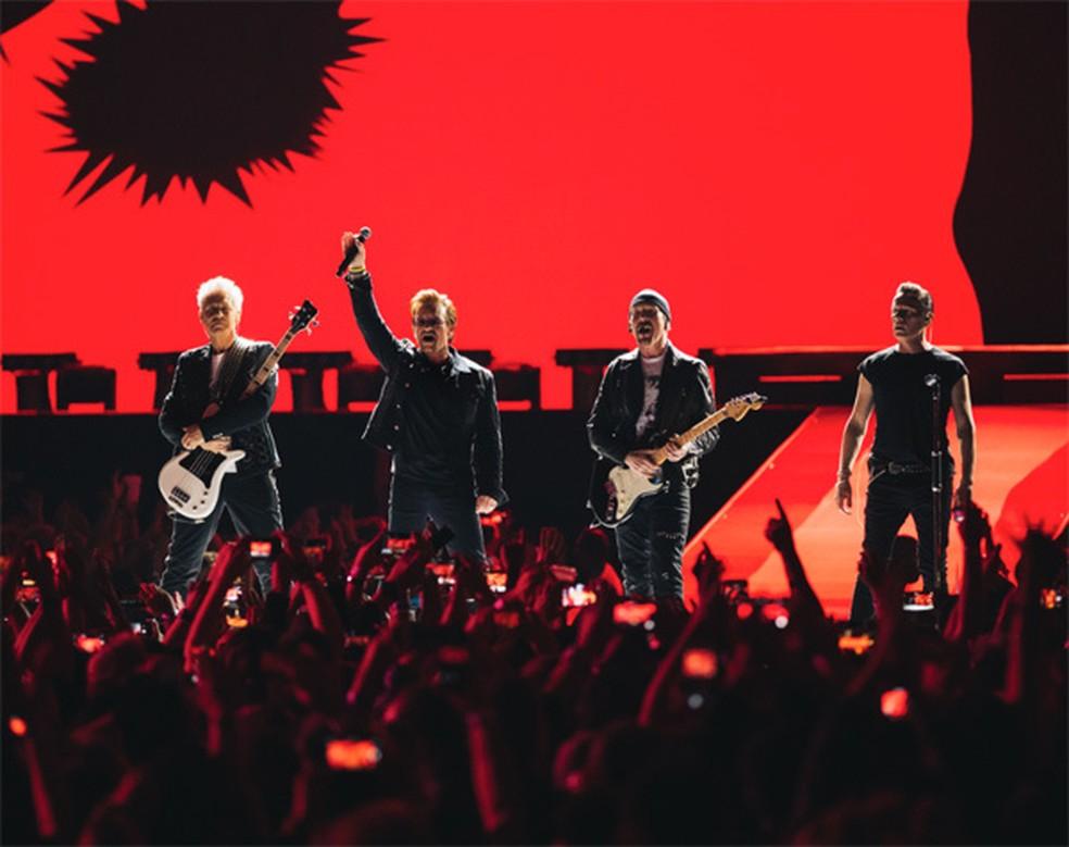 U2 anunciou a segunda data de shows da turnê no Brasil (Foto: Divulgação)