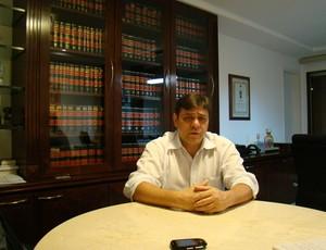 Presidente da Liga do Nordeste Eduardo Rocha (Foto: Marcelo Montenegro/Divulgação)