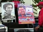 Embaixador venezuelano lamenta foto falsa de Chávez: 'Uma m...'