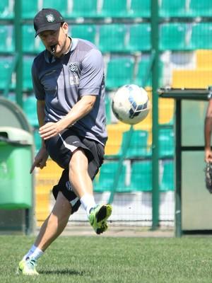 argel figueirense  (Foto: Luiz Henrique / FFC)