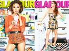 Victoria Beckham aparece de calcinha em capa da 'Glamour'