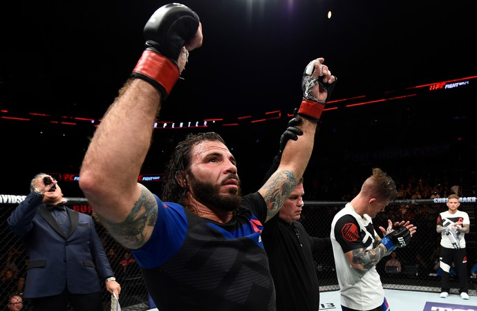 Clay Guida UFC Oklahoma (Foto: Getty Images)
