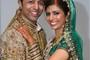 Foto não datada do casal Shrien e Anni Dewani.