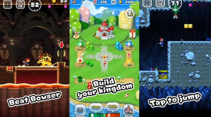 Será possível construir seu reino dos cogumelos (Foto: Divulgação/Nintendo)