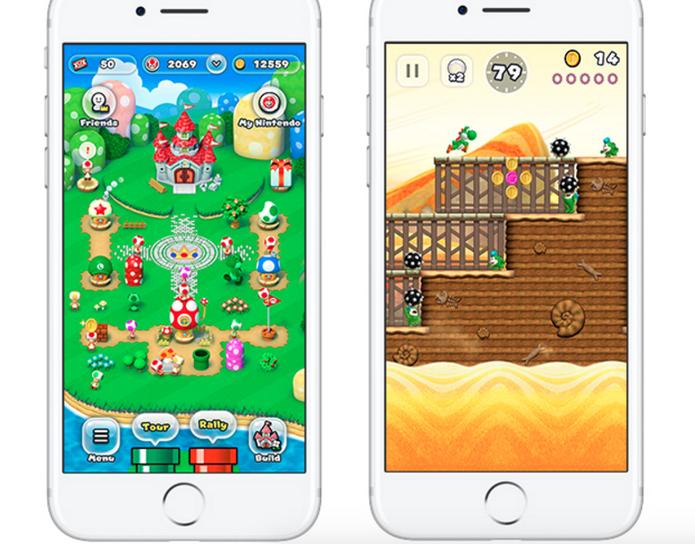 Mais detalhes de Super Mario Run são divulgados (Foto: Divulgação/Nintendo)