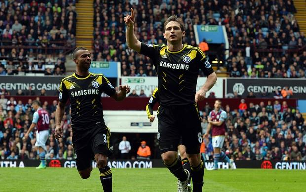 Frank Lampard Chelsea (Foto: AFP)