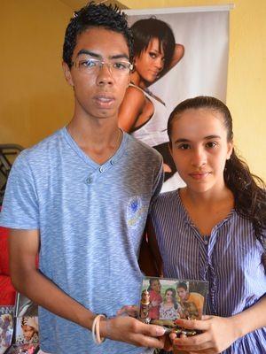 Amigos recordam momentos com Tiago (Foto: Fredson Navarro / G1)