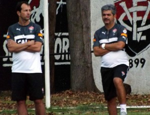 Ney Franco; Vitória (Foto: Divulgação/EC Vitória)