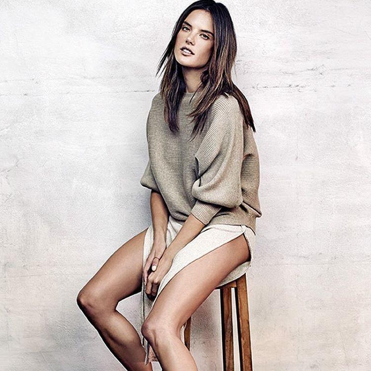 Alessandra Ambrósio (Foto: Reprodução/Instagram)