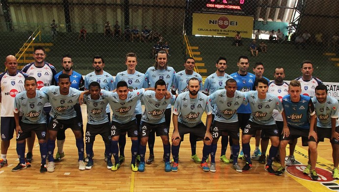 Foz Cataratas liga nacional de futsal (Foto  Divulgação) ad587bf64f9af