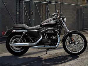Harley-Davidson Sportster 883 Roadster (Foto: Divulgação)