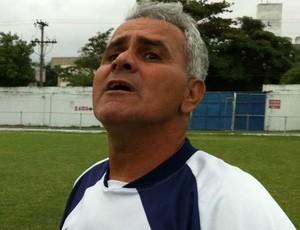 Vevé, técnico do Vitória-ES (Foto: Guido Nunes/Globoesporte.com)