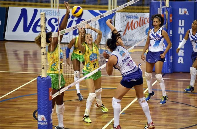 Araraquara x Osasco (Foto: João Pires/Fotojump)