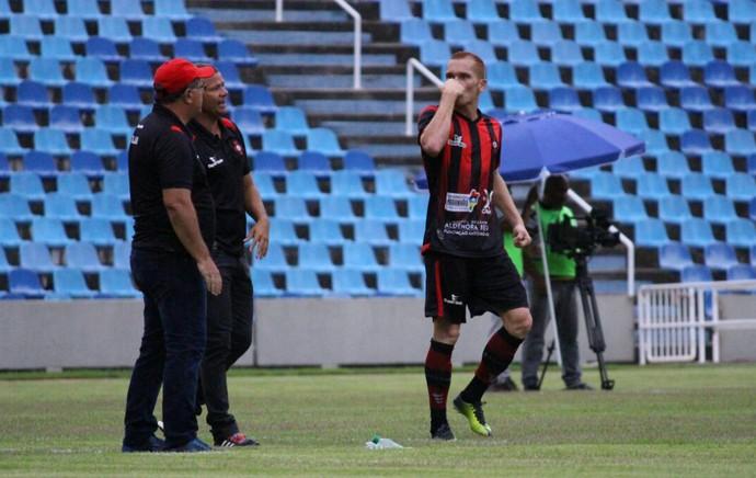 Toni Galego (Foto: Lucas Almeida/ L17 comunicação)