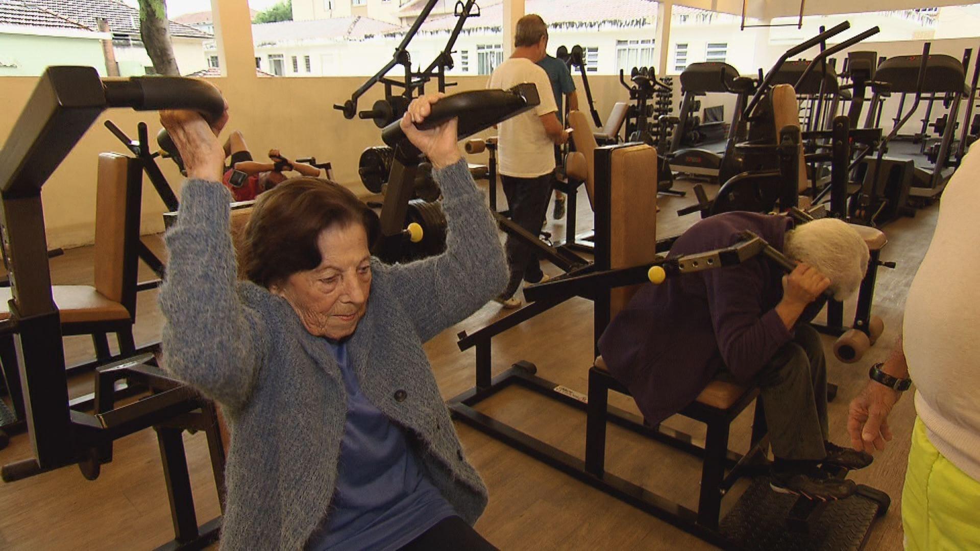 Descubra quais os segredos para longevidade (Foto: Reprodução/TV Tribuna)