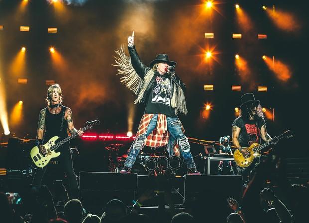 Guns n' Roses  (Foto: Divulgação)