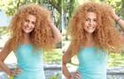 Paula está adorando o novo cabelo (Foto: Felipe Monteiro/TV Globo)