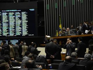 Câmara retoma hoje votação da lei da terceirização