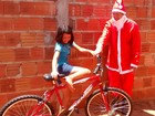 Empresário e grupo de amigos fazem alegria no Natal de crianças em MS