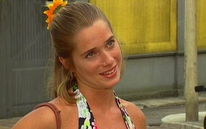 Letícia Spiller interpretou a Babalu em 'Quatro por Quatro' (Foto: TV Globo)