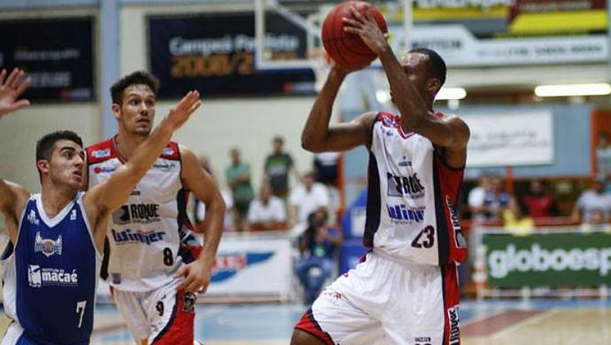 Limeira Macaé NBB Basquete (Foto: JB Anthero / Winner Limeira)