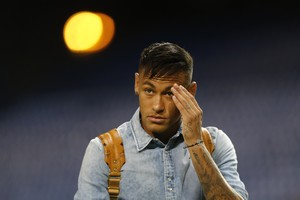 Neymar Barcelona (Foto: AP Photo/Francisco Seco)
