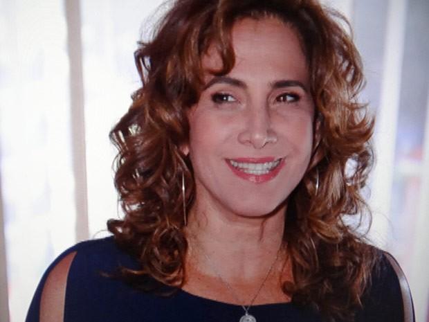 A megera tenta toda prosa convencer Lívia a acabar com Morena (Foto: Salve Jorge/TV Globo)