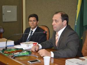 Juiz João Guilherme Lages entrou com o pedido de liminar (Foto: Ascom/Tjap)