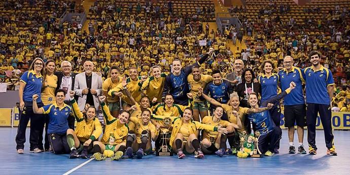 Brasil vence o Torneio Quatro Nações (Foto: Cinara Piccolo/Photo&Grafia)